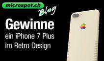 iPhone 7 Plus im Retro Design gewinnen