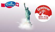 New York Reise für zwei oder Zalando Gutscheine gewinnen