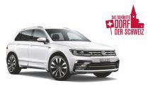 VW Tiguan inkl. Versicherung, Hotelplan Gutschein, Grill und mehr gewinnen
