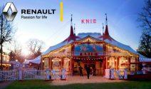 3 x Circus Knie Familieneintritte gewinnen