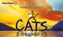 6 x 2 Cats Musical Tickets gewinnen