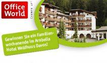 Familienwochenende in Davos inkl. Wellness gewinnen