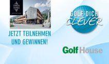 Golf-Ferien zu zweit in Salzburg oder Golf Gutscheine gewinnen