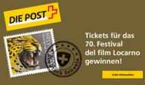 Locarno Tickets inkl. Übernachtung und vieles mehr gewinnen