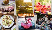 Migros Geschenkkarte im Wert von CHF 200.- gewinnen