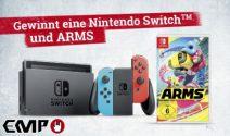 Nintendo Switch Konsole inkl. Spiel gewinnen