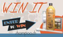 Shampoo Super Shine Set im Wert von über CHF 165.- gewinnen