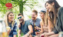 All inklusive Sommerparty mit 25 Freunden gewinnen