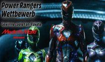 10 x Power Rangers Fanartikel gewinnen