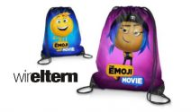 3 x Emoji Goodie Bags inkl. Kinotickets gewinnen