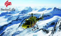 Helikopterflug über Engadin gewinnen