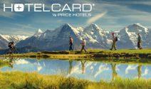 Hotelaufenthalt, Berg- und Talfahrt, Hotelcard und vieles mehr gewinnen