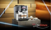 Siemens Kaffeevollautomat im Wert von CHF 3'150.- gewinnen