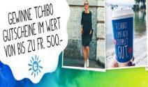 Tschibo Einkaufsgutschein im Wert von CHF 500.- gewinnen