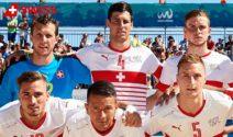 3 x 2 Beach Soccer Tickets für das Spiel Schweiz gegen Frankreich gewinnen