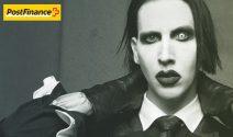3 x 2 Marilyn Manson Tickets für das Konzert in Zürich gewinnen