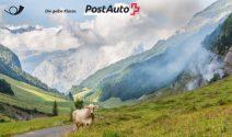 3 x Sherpa Wanderset sowie 3 x 2 PostAuto Tageskarte gewinnen