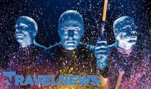 4 x 2 Blue Man Group Tickets gewinnen