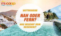 Badeferien im Wert von CHF 5'000.- gewinnen