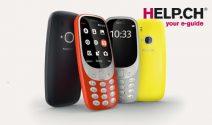 Das neue Nokia 3310 gewinnen