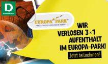Familienwochenende im Europapark oder Eintritte gewinnen