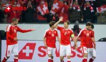 Fussball Tickets für das Spiel Schweiz gegen Lettland inkl. Flug und Hotel gewinnen