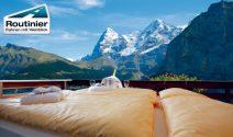 Luxus-Ferien zu zweit in Mürren oder Fahrsicherheitskurse gewinnen