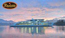 Raclette Bootsausflug, digitec Gutscheine oder Raclette Grillpfännchen gewinnen