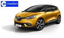 Renault Scenic im Wert von CHF 24'600.- gewinnen