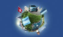 Rundreise durch die Schweiz mit dem Happybus gewinnen