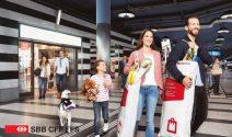 Shopping Weekend zu zweit im Wert von CHF 1'500.- gewinnen