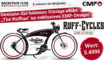 The Ruffian Vintage E-Bike gewinnen