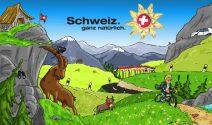 Weekend in Davos oder Lugano, Bernina Express Tickets und mehr gewinnen