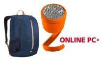 2 x Lautsprecher und Rucksack gewinnen