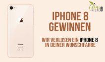 Das neue iPhone 8 gewinnen