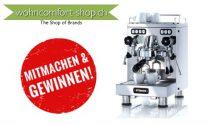 Saeco Kaffeemaschine im Wert von CHF 1'600.- gewinnen