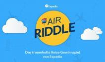 3 x Expedia Reisegutschein im Wert von ca. CHF 800.- gewinnen