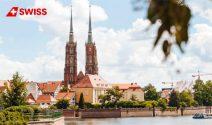 5 x 2 Swiss Tickets nach Breslau gewinnen