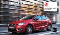 Gratis Probefahrt mit dem neuen SEAT Ibiza FR buchen