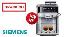 Siemens Kaffeevollautomat im Wert von über CHF 600.- gewinnen