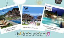 Wellness Weekends, Cirque de Soleil Tickets für Zürich und Genf und vieles mehr gewinnen