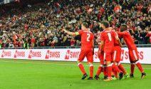 4 x 2 Fussball Tickets für das Spiel Schweiz gegen Nordirland in Basel gewinnen