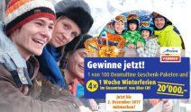 4 x Winterferien in Arosa für die ganze Familie oder Ovomaltine Geschenk-Paketen gewinnen
