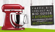 7 x Kitchen Aid Küchenmaschine gewinnen