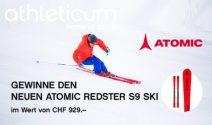 Atomic Redster S9 Ski gewinnen