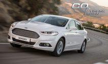Den neuen Ford Mondeo Hybrid gewinnen