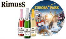 Europapark Familieneintritt und Rimuss Degustationspaket gewinnen