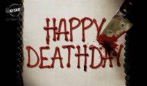 Happy Death Day College Jacke gewinnen