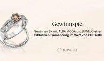 Juwelo Diamantring im Wert von CHF 4'600.- gewinnen