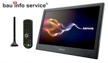 Lenco Fernseher gewinnen